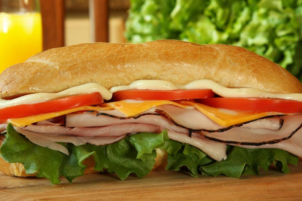 subway sandwich training